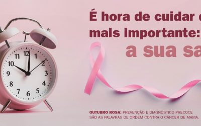Outubro Rosa é destaque neste mês na Policlínica Cruz Preta/Engenho Novo