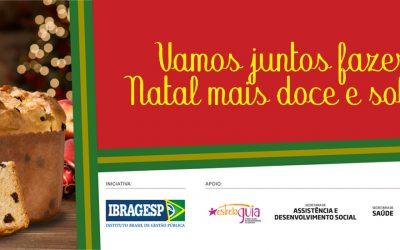 IBRAGESP promove arrecadação de panetones para famílias atendidas pelo Fundo Social
