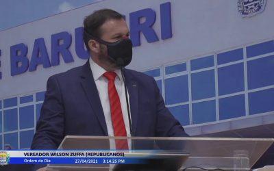 Câmara de Barueri concede Moção de Congratulação ao IBRAGESP pelos cinco anos de atuação na cidade