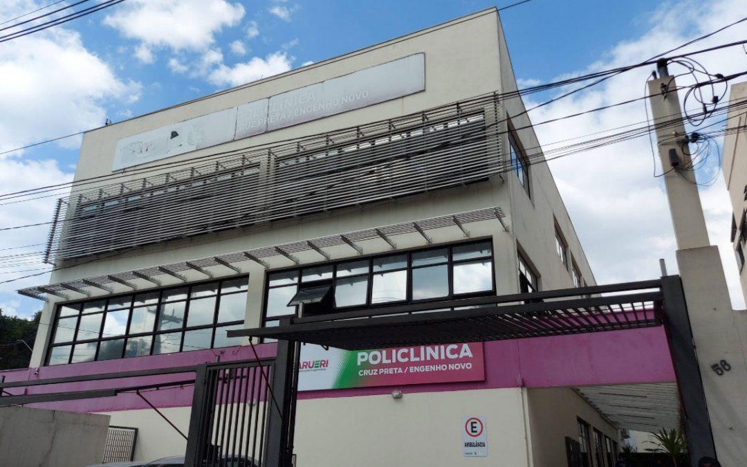 Policlínica Cruz Preta/Engenho Novo mantém 99% de aprovação popular, segundo Prefeitura
