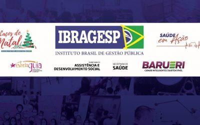 IBRAGESP realiza live de lançamento do projeto Laços de Natal 2021